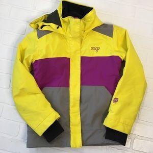 Orage snowboard jacket 10/M